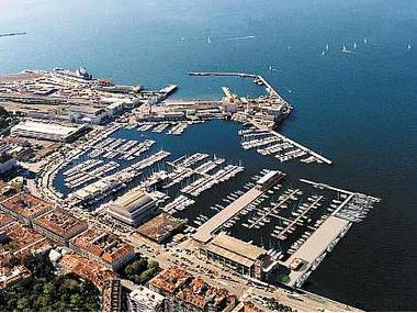 Marina San Giusto Friuli Venezia Giulia
