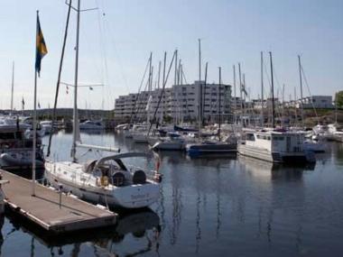 Gashaga Marina Stockholms Lan