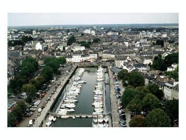 Port de plaisance de Vannes Morbihan