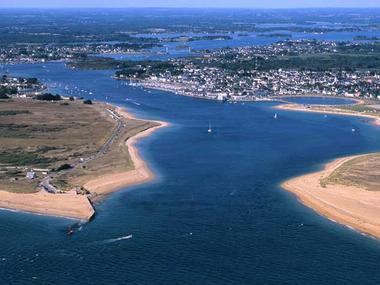 Port d'Etel Morbihan