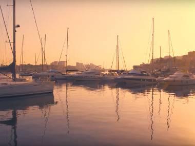 Marina di Valletta Malta