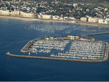 Port de plaisance Pornichet Loira Atlantico