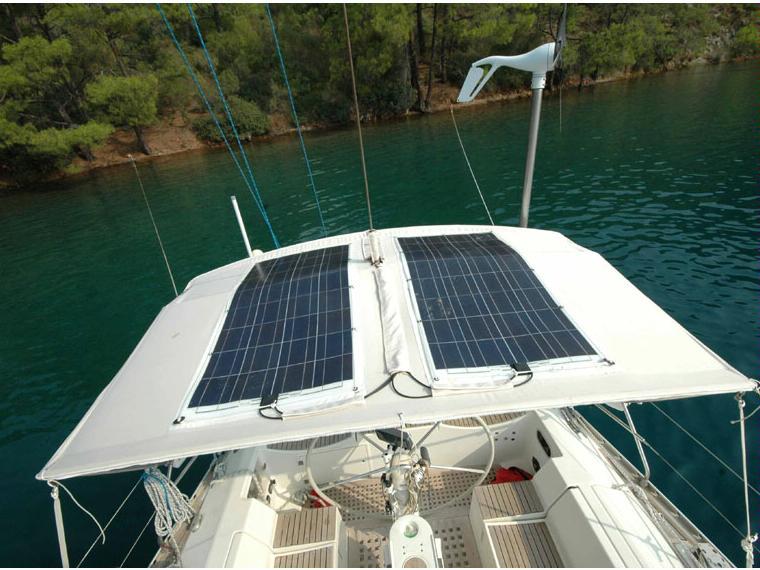 Pannello Solare Flessibile Barca : Pannelli solari o fotovoltaici per bimini elettricità