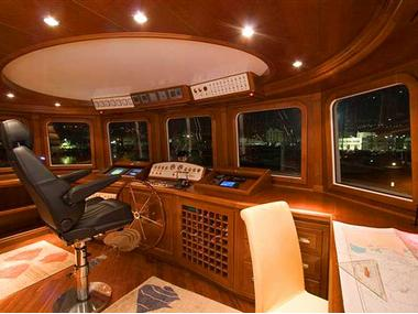 Terranova 85  Motoscafo - Yacht