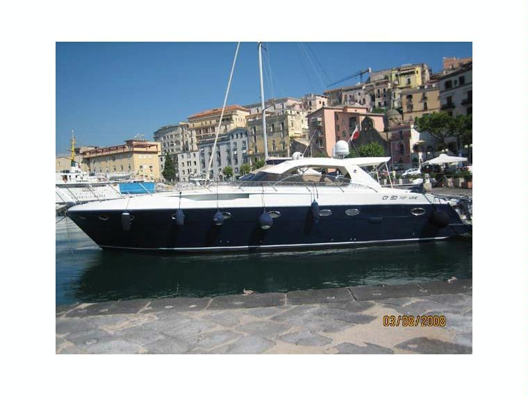 Rizzardi 50 top line in campania barche a vela usate 61630 for Barche al largo con cabine