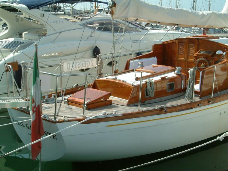 LAURENT & GILES in M. Chiavari  Barche a vela usate 68544 - iNautia