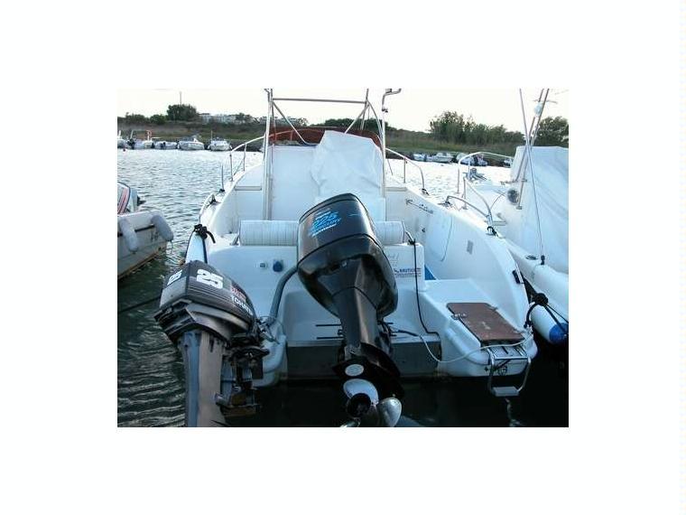 MURENA WALK AROUND in Liguria | Barche a motore usate ...