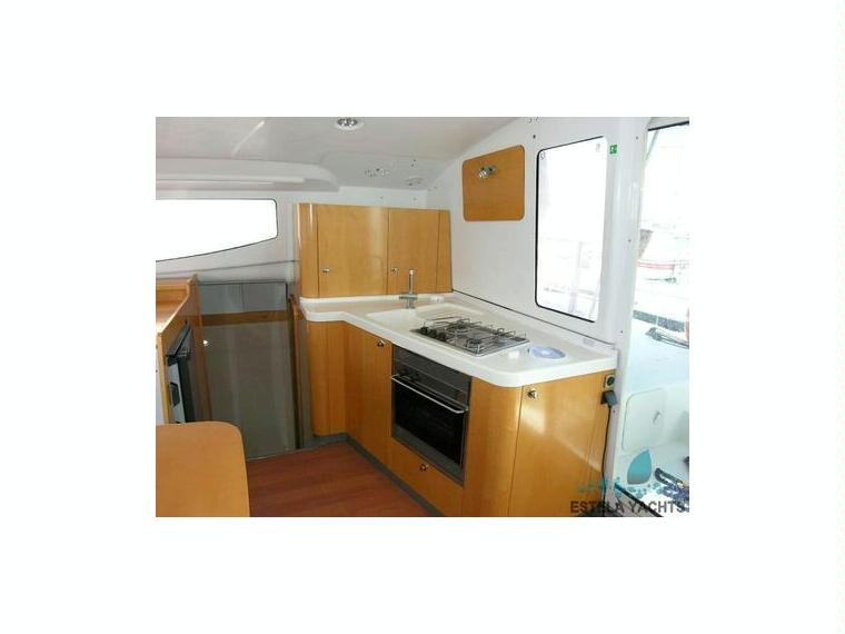 Fountaine Pajot Mahe 36 Duo Fountaine Pajot Mahe 36