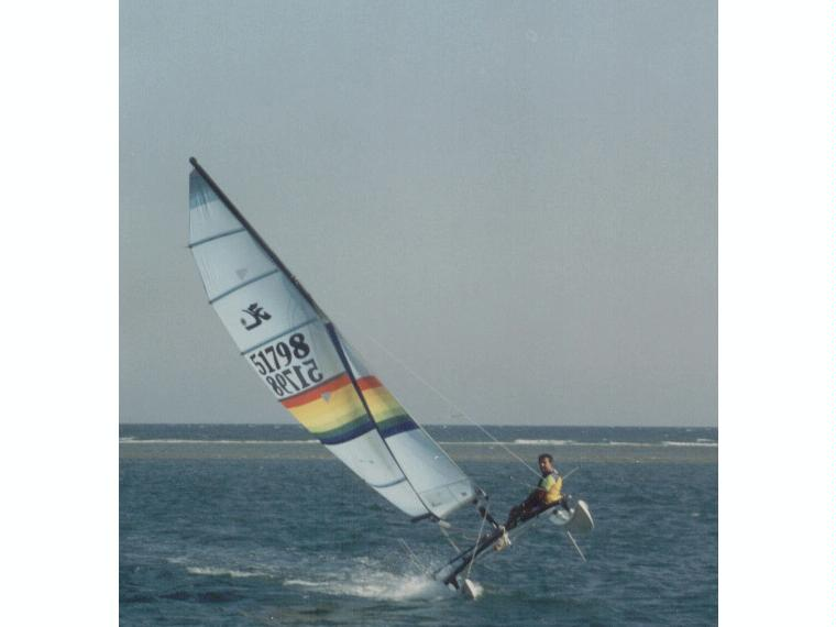 Hobie Cat 14 http://www.inautia.it/barco_83068070120252575650516754494566.html