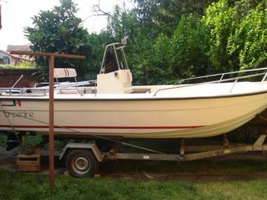 Solemar Torpedine 570 | Foto 2 | Barche a motore